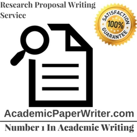 How to draw up a research proposal